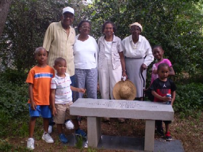 Antioch bench families