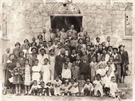 Antioch East Congrgation 1948